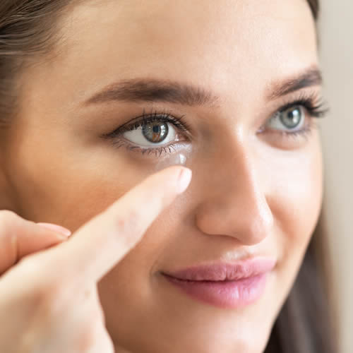 Eyeglass Parties Contact Lenses